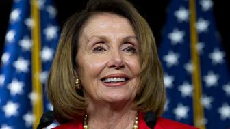 House Minority Leader Nancy Pelosi (AP)