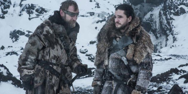 "L'auteur de ""Game of Thrones"" révèle le sens caché de ""Winter is"