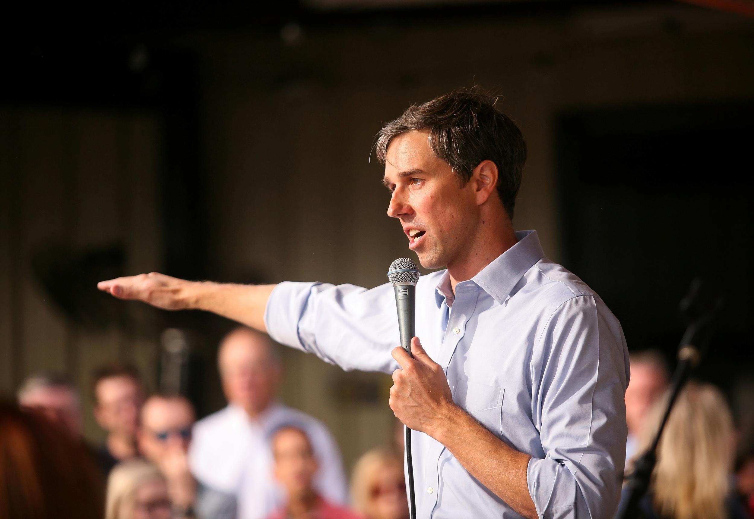 Houston Chronicle Endorses Beto O'Rourke For U.S.
