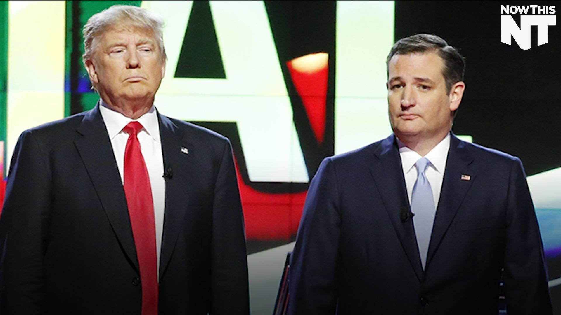 Just A Reminder Of What Donald Trump Really Thinks About Ted