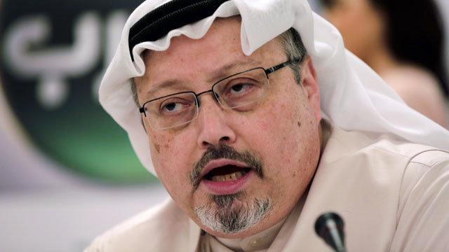 사우디 당국이 '카쇼기 기자는 몸싸움 도중 사망했다'고 밝혔다