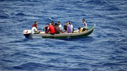 Oran: 30 harragas interceptés au nord de Cap