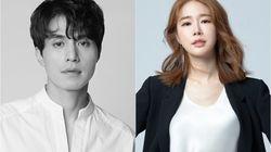 '도깨비'의 유인나와 이동욱이 새 드라마에서 다시