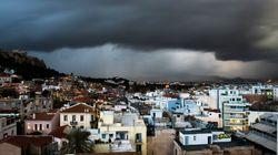 «Ορέστης», η νέα κακοκαιρία που θα επηρεάσει την Ελλάδα με ισχυρές βροχές από τη