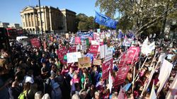 People's Vote March: 700,000 People Take To London's Streets In UK's Biggest Ever Anti-Brexit