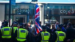 Manchester EDL March Dwarfed By Anti-Racism Protesters As Brother Of Arena Attack Victim Speaks