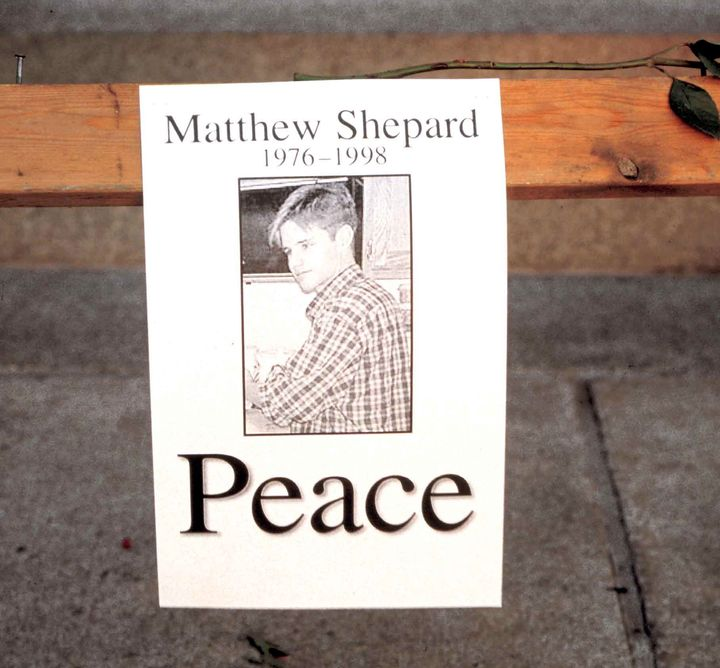 Matthew Shepard's 1998murder sparked national outrage and turned his death into a symbol of violence against LGBTQ peop