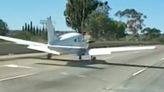 No injuries or crashes were caused by the emergency landing.