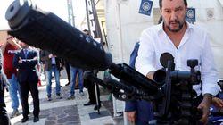 Eklat mitten in der EU: Salvini schickt Polizei an französische