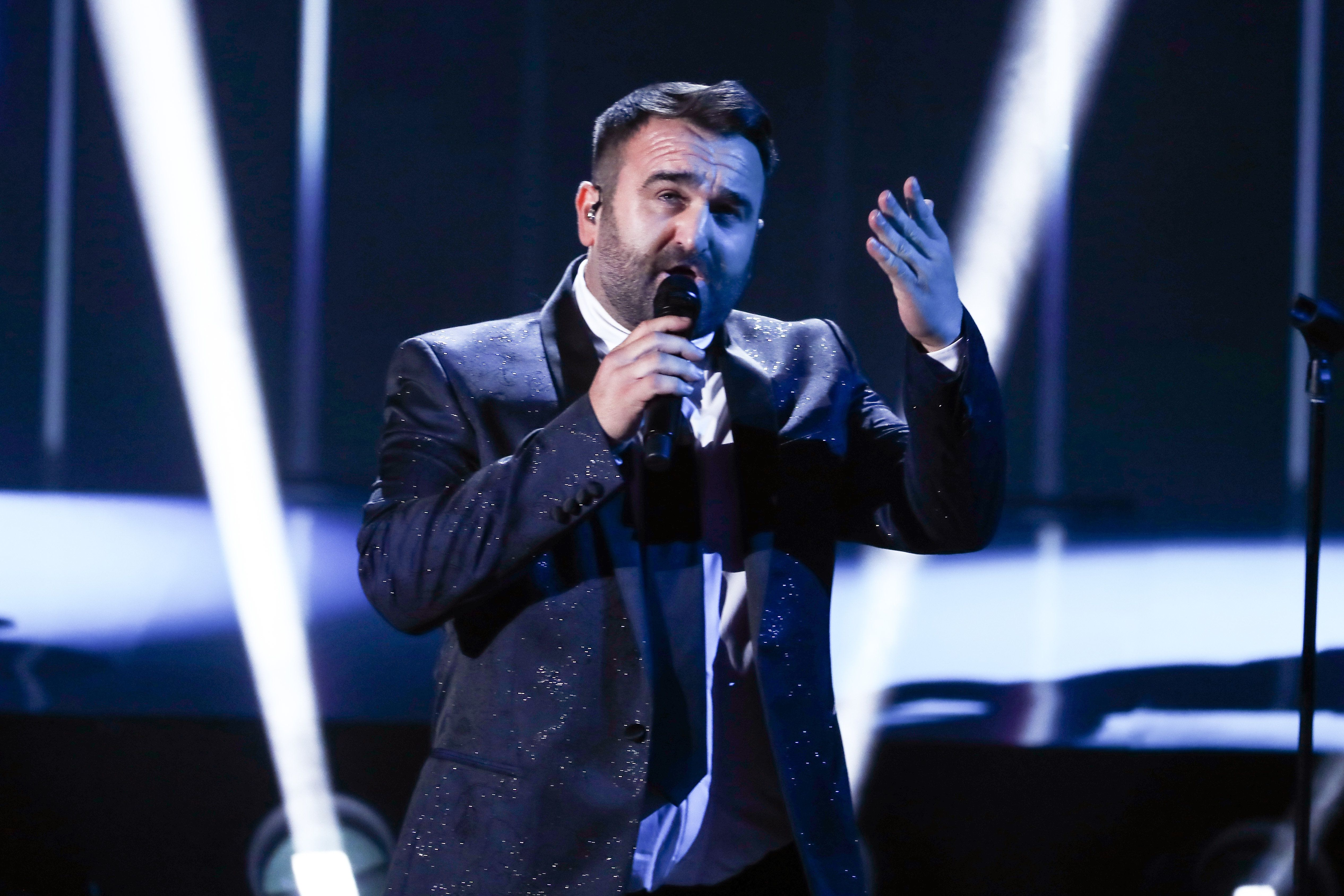 First 'X Factor' Live Show Hit By Technical Blunder During Danny Tetley's