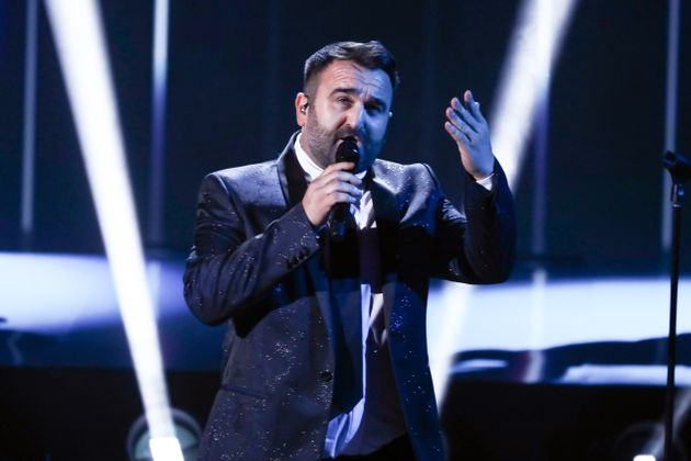 'X Factor' singer Danny