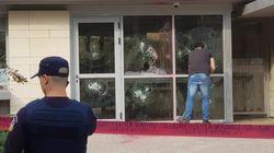 Ο Ρουβίκωνας ανάλαβε την ευθύνη για την επίθεση στην πρεσβεία του