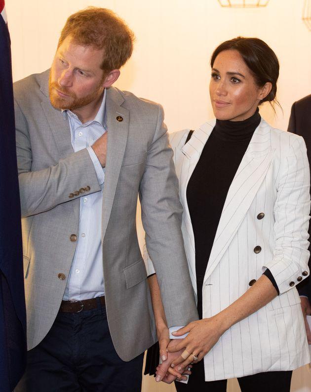 The Duke and Duchess of