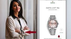 Sawsan Chebli trägt Rolex: Ein Tweet sagt alles, was ihr darüber wissen