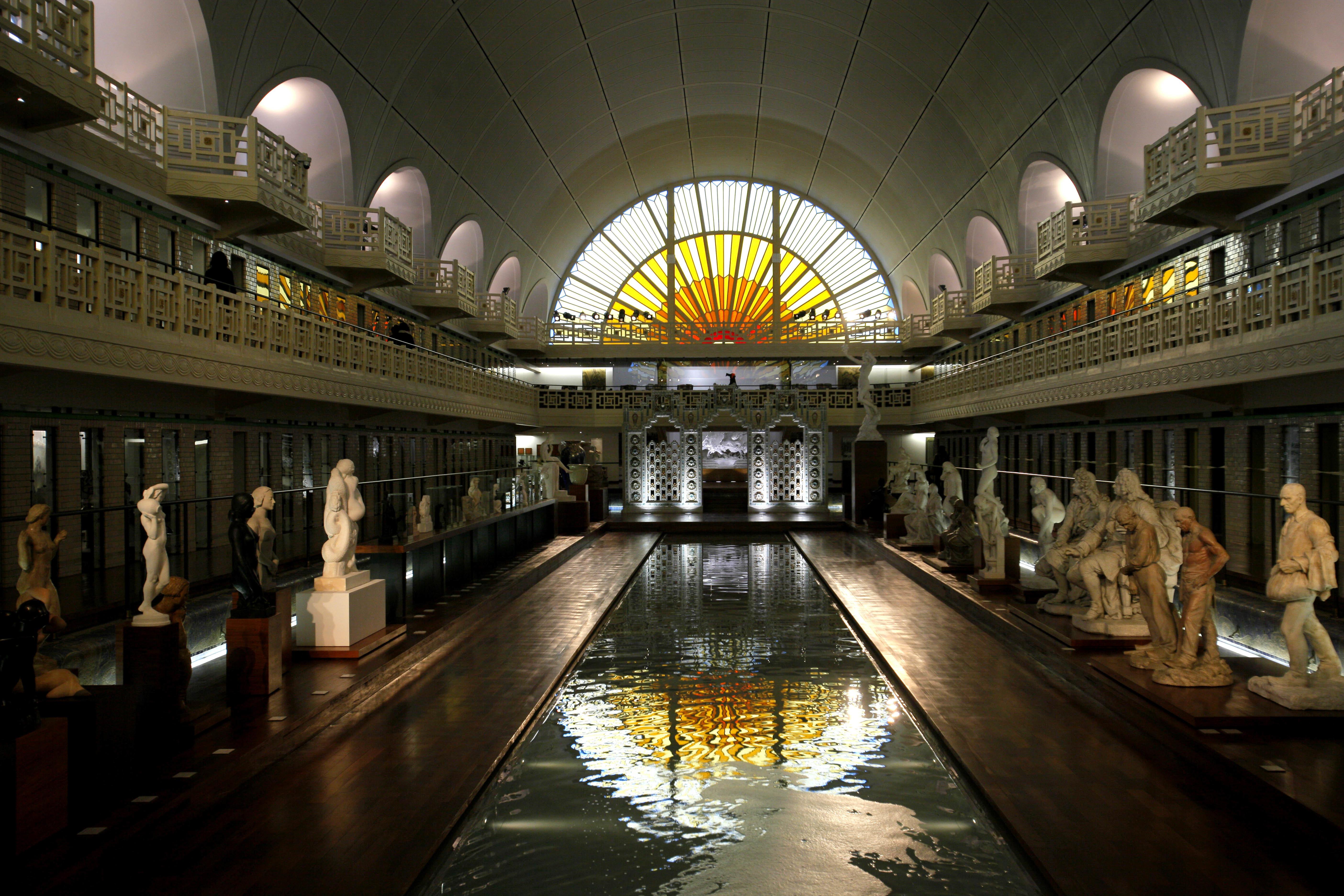 Το μουσείο -κόσμημα που άλλαξε τη μοίρα μιας φτωχής, παρηκμασμένης