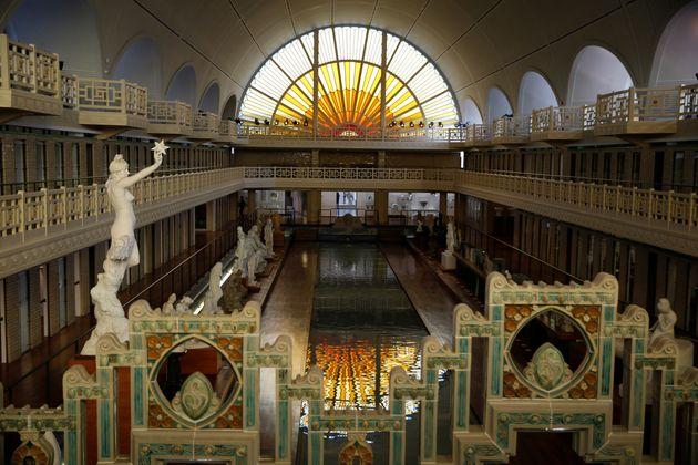 La Piscine Museum: Το κόσμημα της art deco που άλλαξε τη μοίρα μιας φτωχής