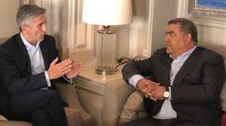 À Madrid, Laftit et son homologue espagnol s'entretiennent de la question