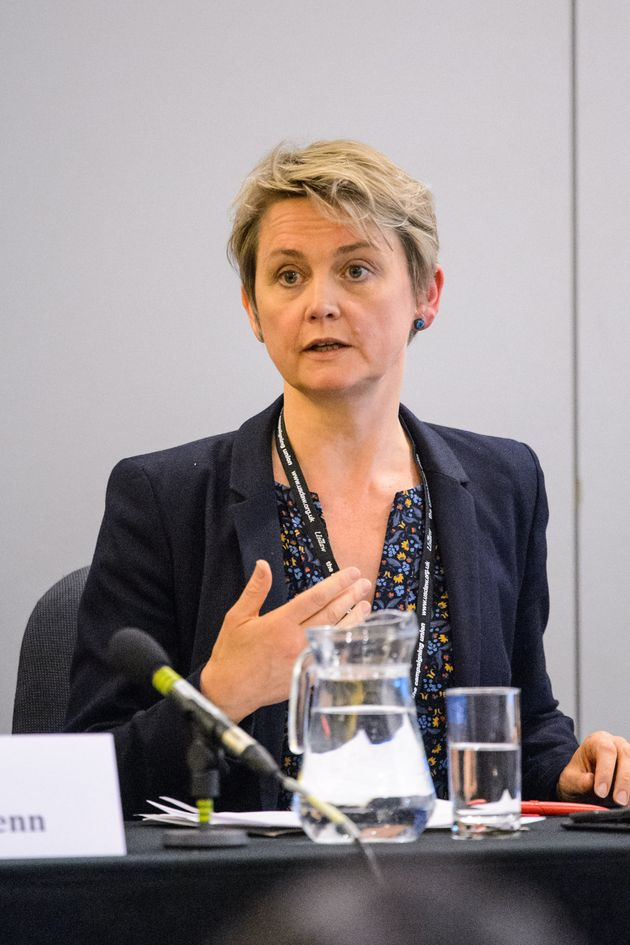 Home Affairs Committee chair Yvette