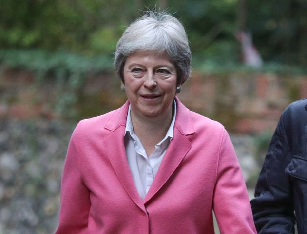 Theresa May Claims Brexit Deal Is 95% Done – But Rejects Key EU