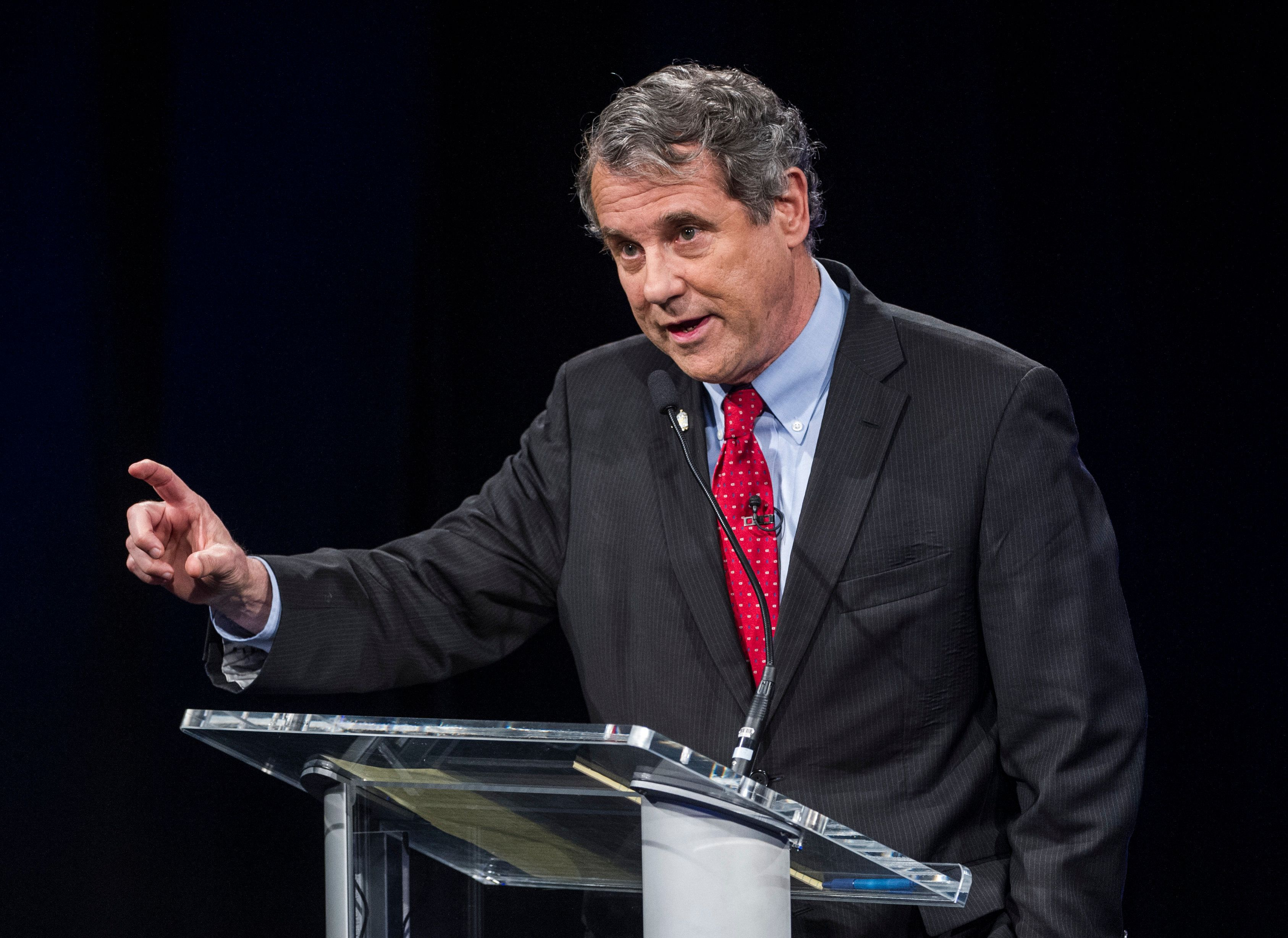 Ohio Sen. Sherrod Brown won re-election, defeating Republican challenger Rep. Jim Renacci.