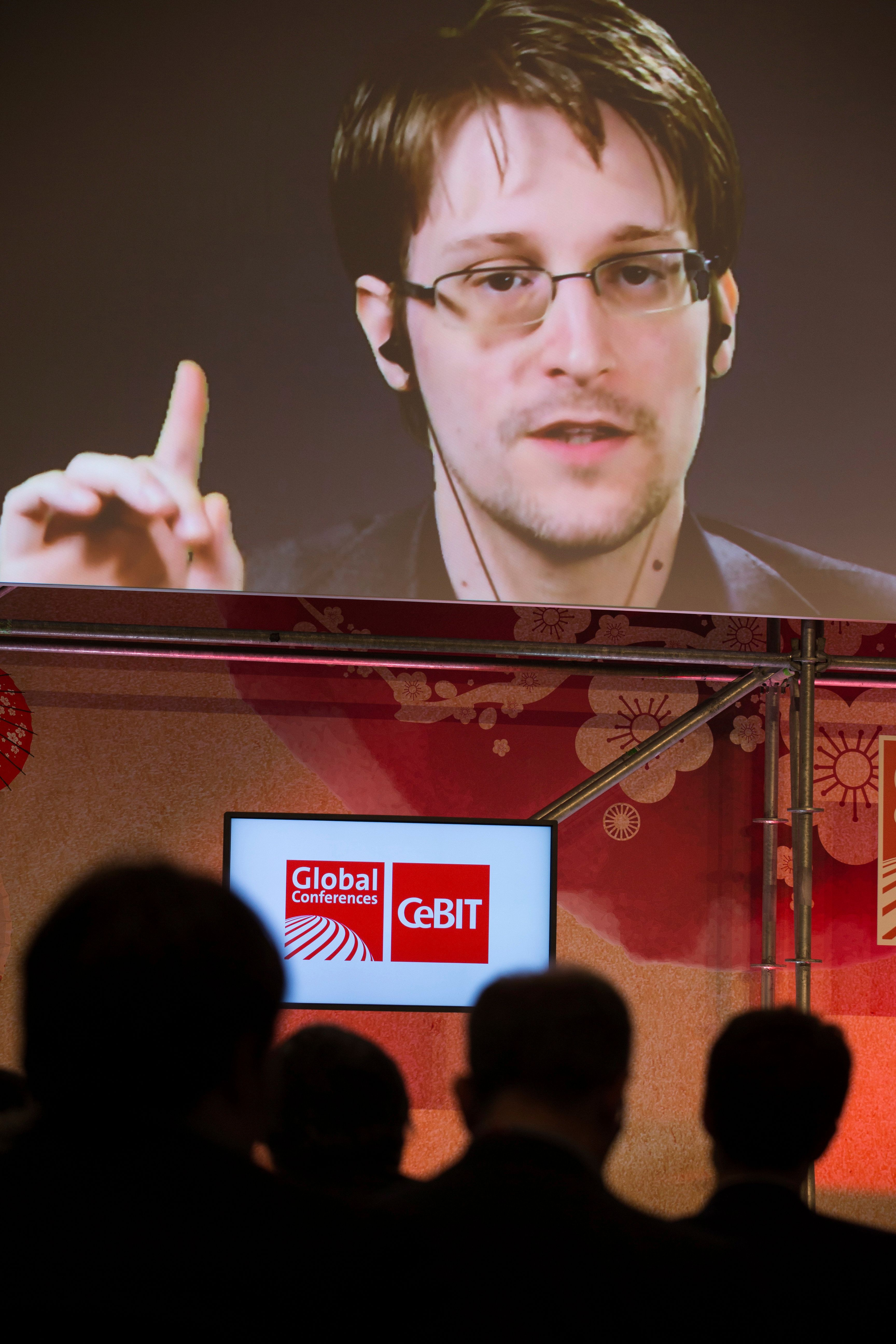 NSA Whistleblower Edward Snowden: 'I Can't Say I'm Safe' In