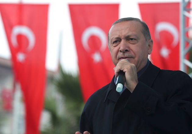 터키 에르도안이 사우디 카쇼기 죽음의
