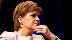 Η πρωθυπουργός της Σκωτίας αποχώρησε από εκδήλωση του BBC με τον Στιβ