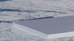 Αλλόκοτο παγόβουνο στην Ανταρκτική: Οι λόγοι του περίεργου σχήματός