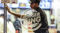 Burger King kreiert grünen Burger – und behauptet, er verursacht