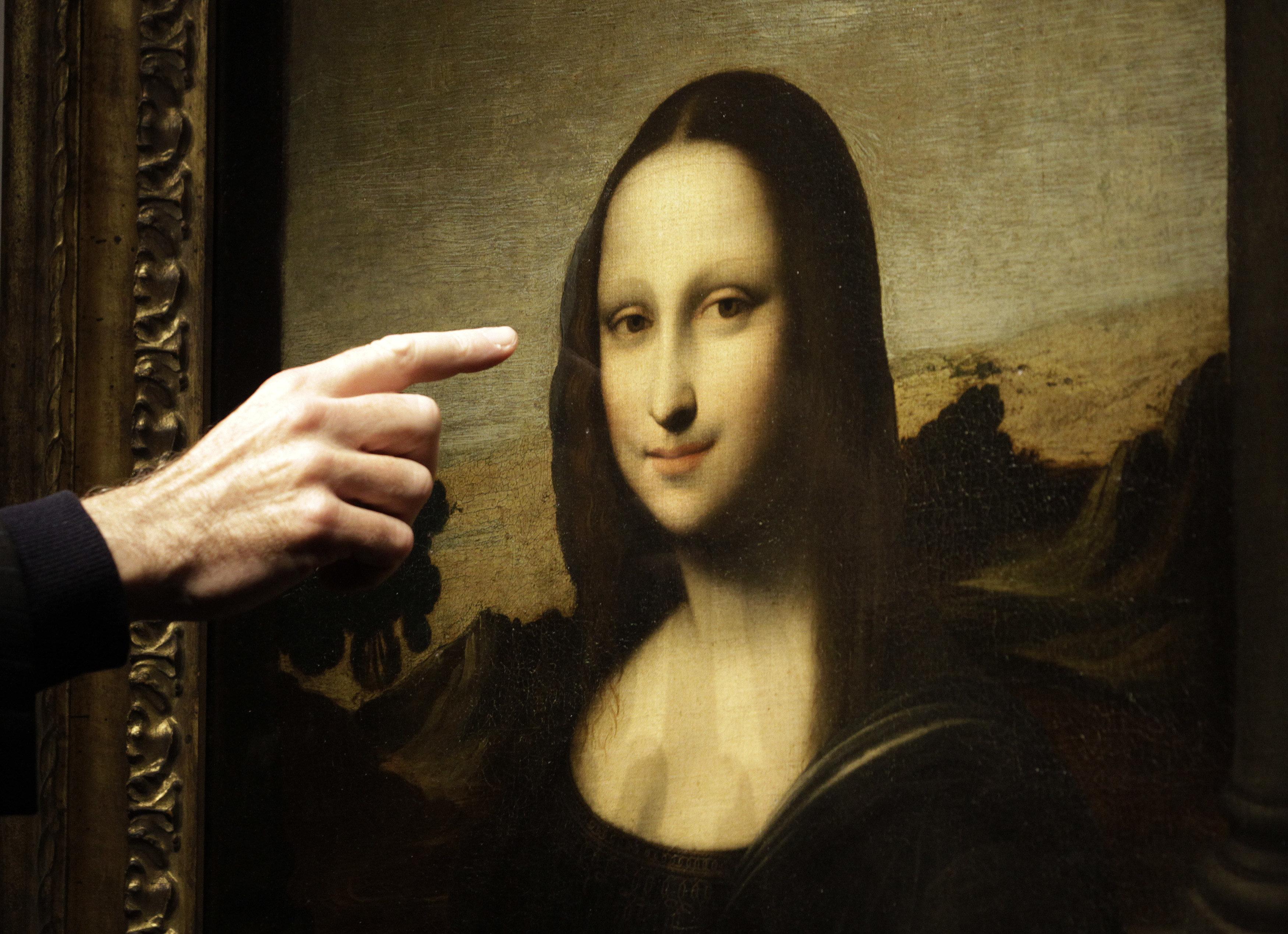Μήπως αυτό που έκανε μεγάλο ζωγράφο τον Λεονάρντο Ντα Βίντσι οφείλεται στην προβληματική του