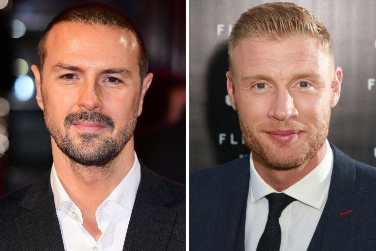 Freddie Flintoff and Paddy McGuinness to host Top Gear