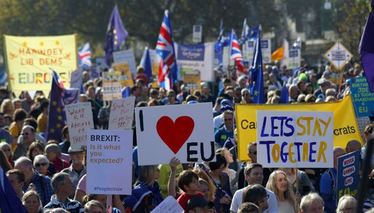Brexit Is A Disaster - But A 'People's Vote' Will Only Damage The Younger