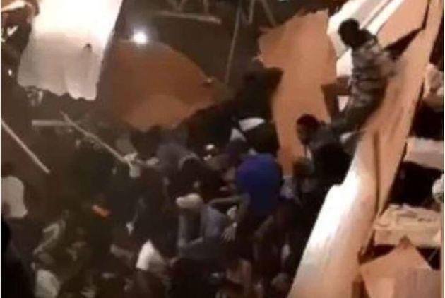 Τρόμος σε πάρτι κολεγίου με 30 τραυματίες: Κατέρρευσε όλο το πάτωμα την ώρα που