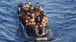 Δύο νεκροί σε ναυάγιο πλοιαρίου με μετανάστες και πρόσφυγες ανοιχτά της δυτικής