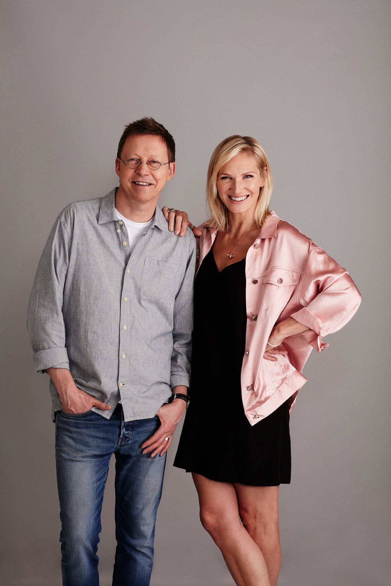 Simon Mayo Calls Out 'Appalling' Abuse Of Jo Whiley After Their Radio 2 Show Is Axed