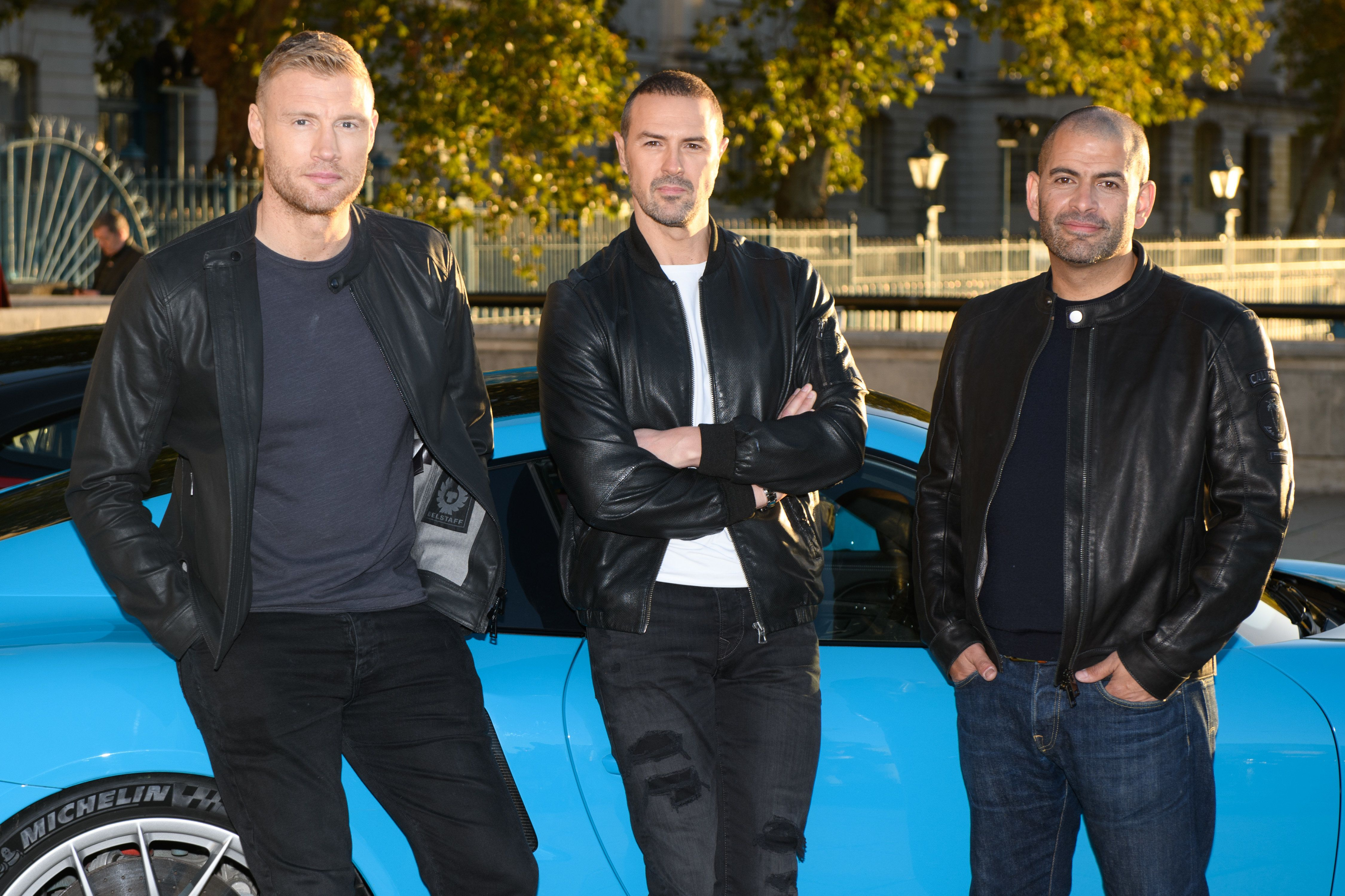Paddy McGuinness And Freddie Flintoff Announced As New Hosts Of 'Top