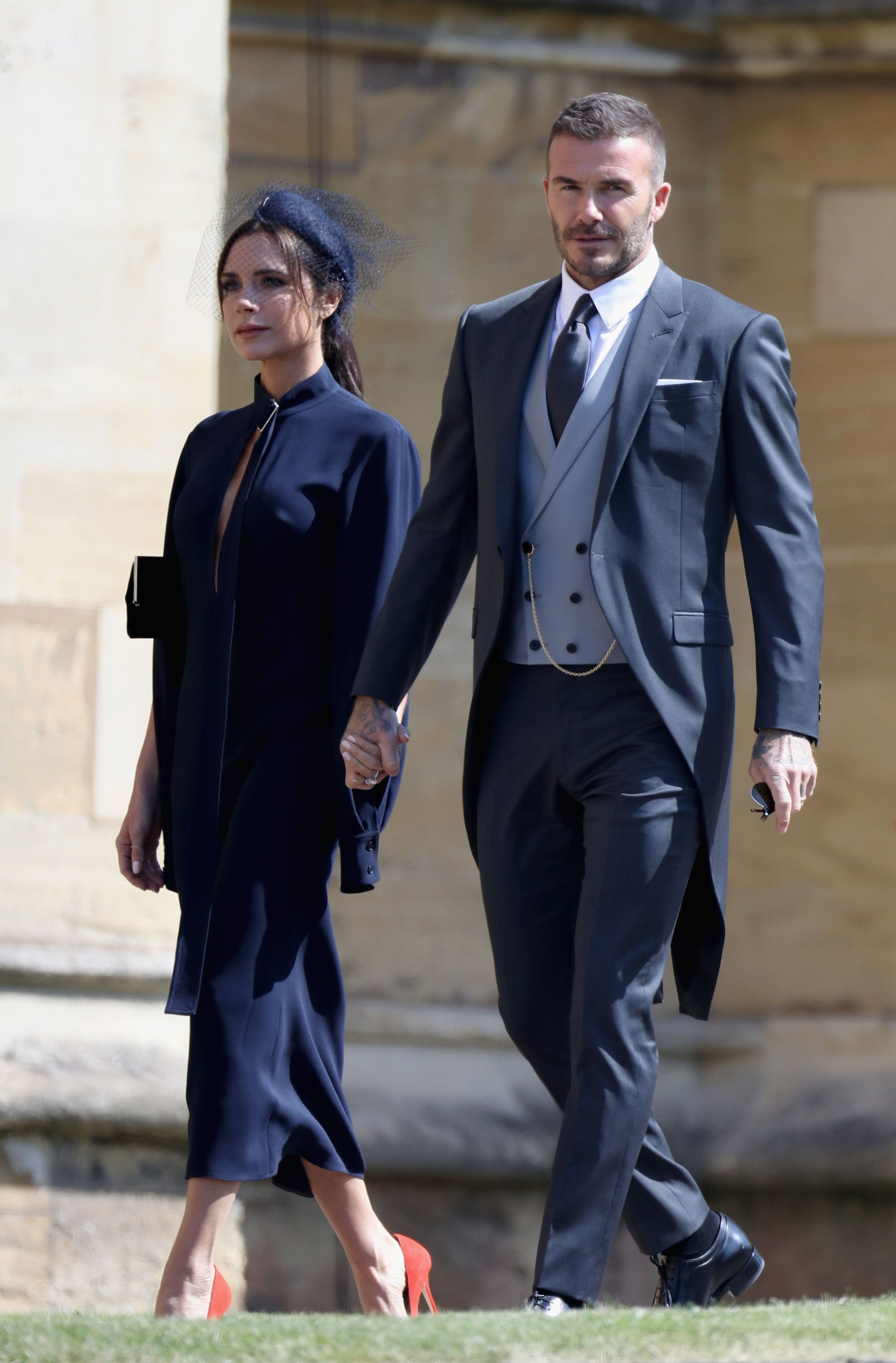 'DIFFICULT': David Beckham Admits He And Victoria Have Worked Through 'Difficult Situations' In