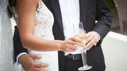 Hochzeit endet in Suff-Fiasko: Aggressiver Bräutigam geht auf Gäste