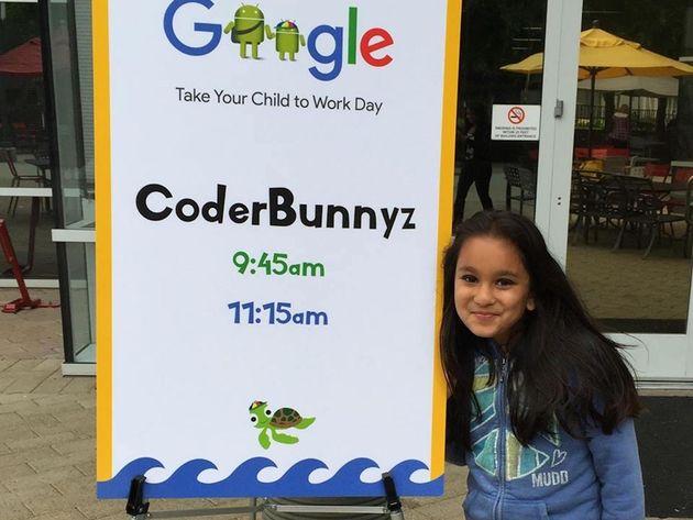 Γιατί Google και Microsoft πέφτουν στα πόδια μιας 10χρονης