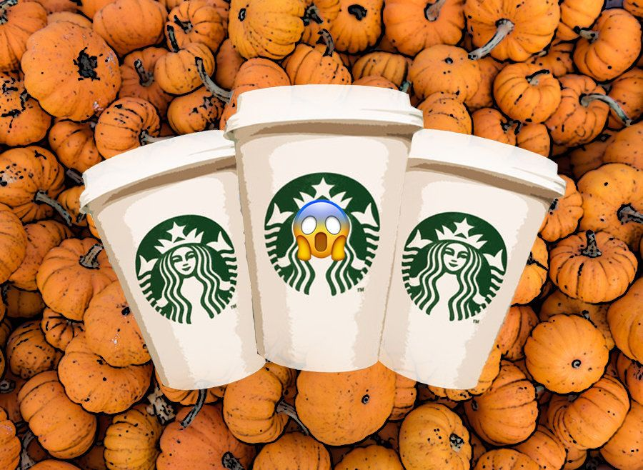 R.I.Pumpkin Spice – Starbucks Runs Out Of Seasonal Lattes Before Halloween