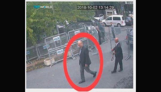 Neue Enthüllung zum Khashoggi-Mord: Ein Video zeigt, wie die Täter die Spuren verwischen