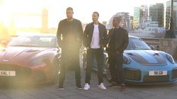 Paddy McGuinness And Freddie Flintoff Revealed As New Top Gear