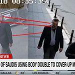 Khashoggi: De nouvelles images d'un des 15 Saoudiens portant les vêtements du journaliste après