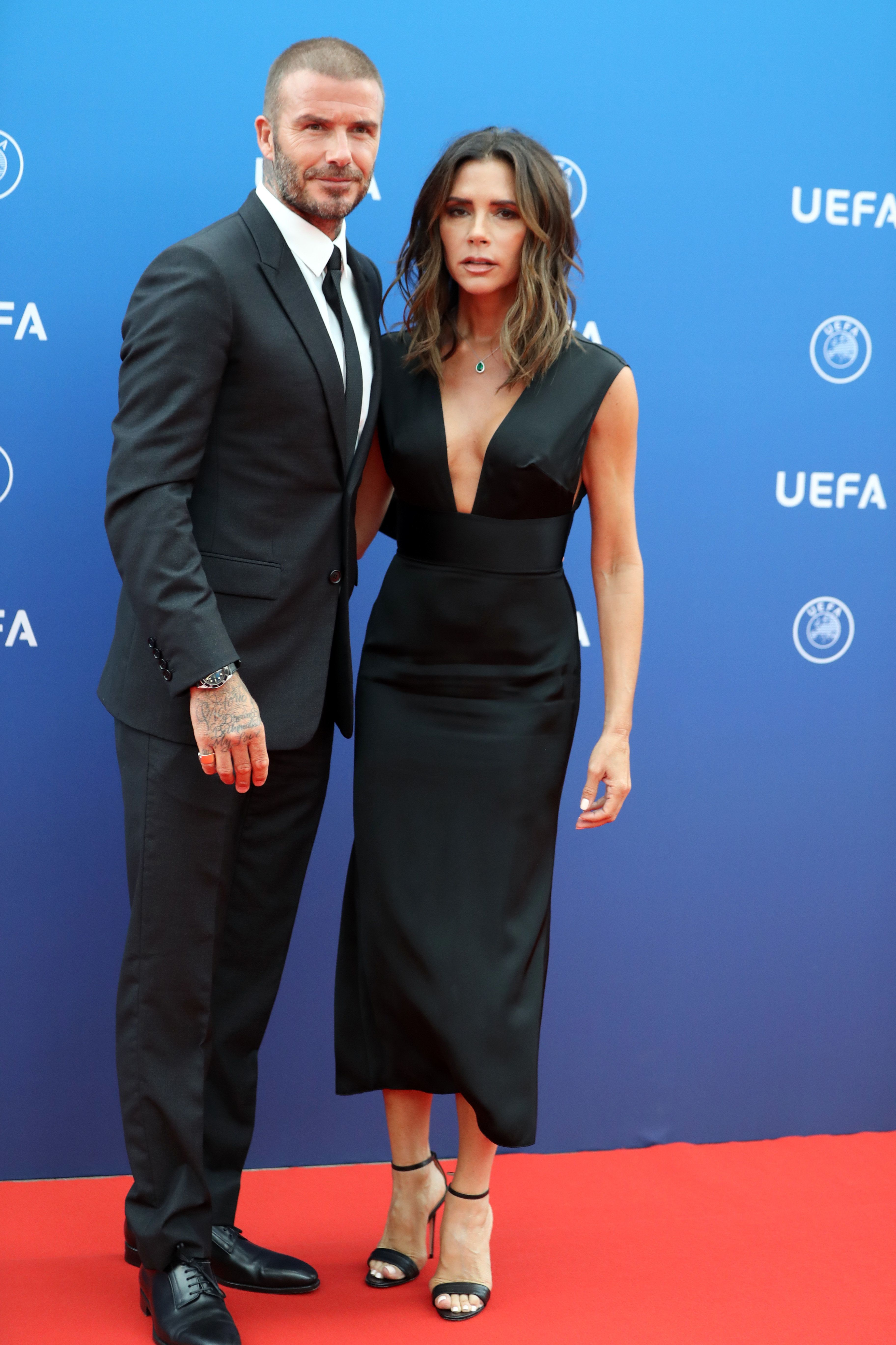 TARGETED: David And Victoria Beckham's Home Targeted By Masked Thieves In Attempted