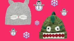 CUTE: Does Your Kid Love Animals? These Winter Hats Will Have Them Smiling From Ear To