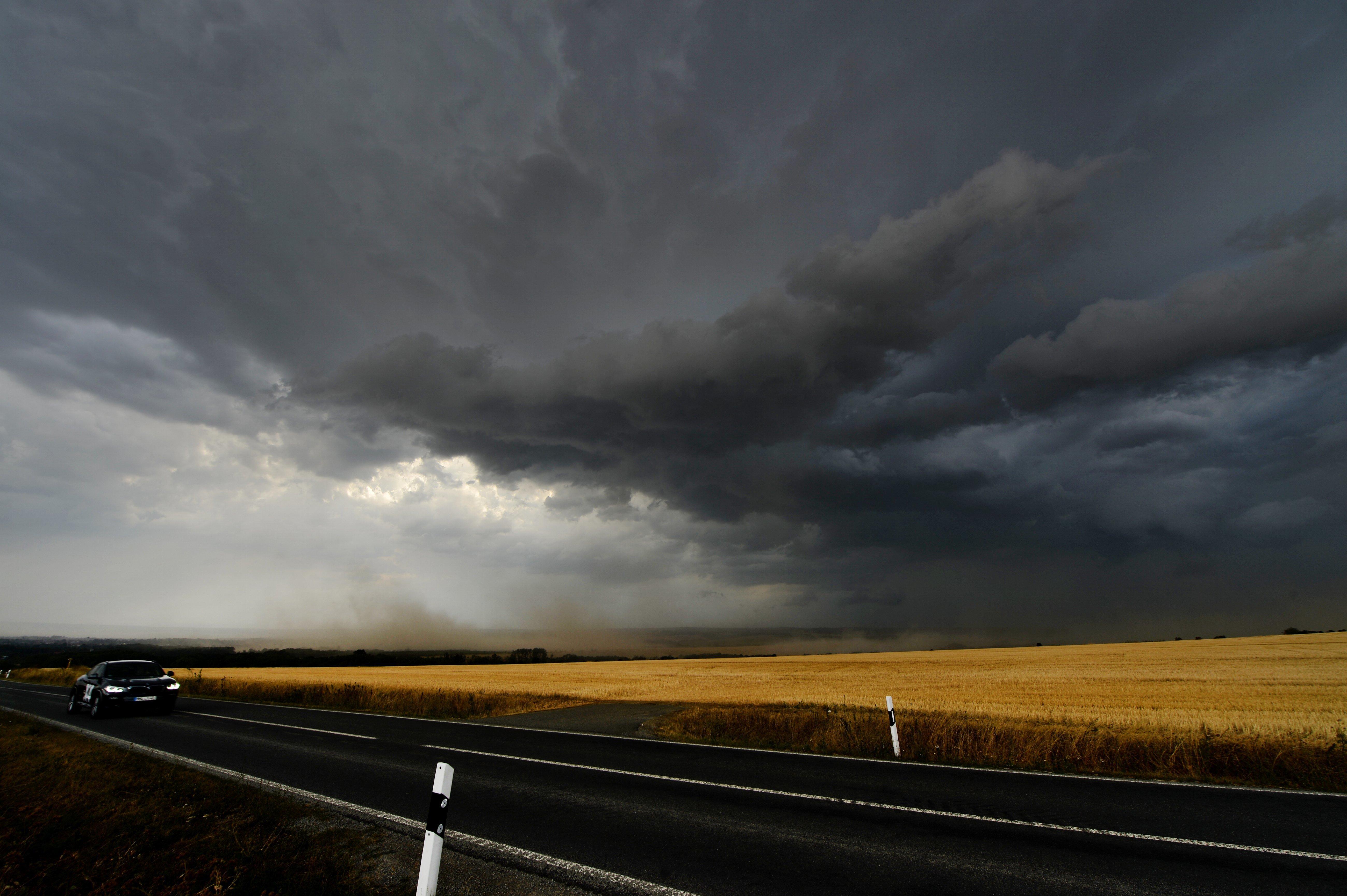 Wetter: Hier drohen nun Regen, Minusgrade und