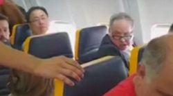 RyanAir Passenger's Racist Rant Against Elderly Woman