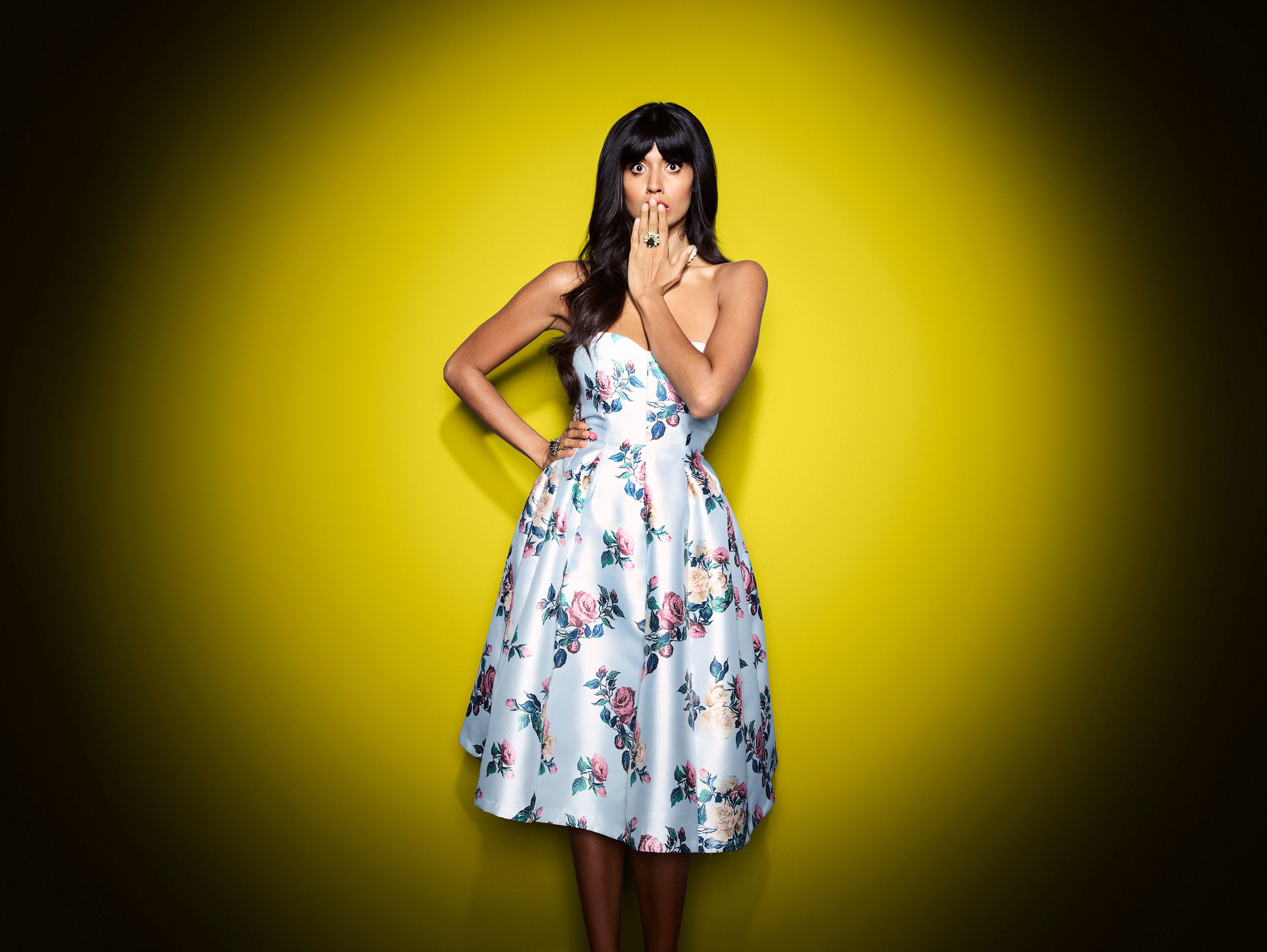 Jameela Jamil On That Kardashian Interview And Why Haters Can 'F**k Off And Get In A