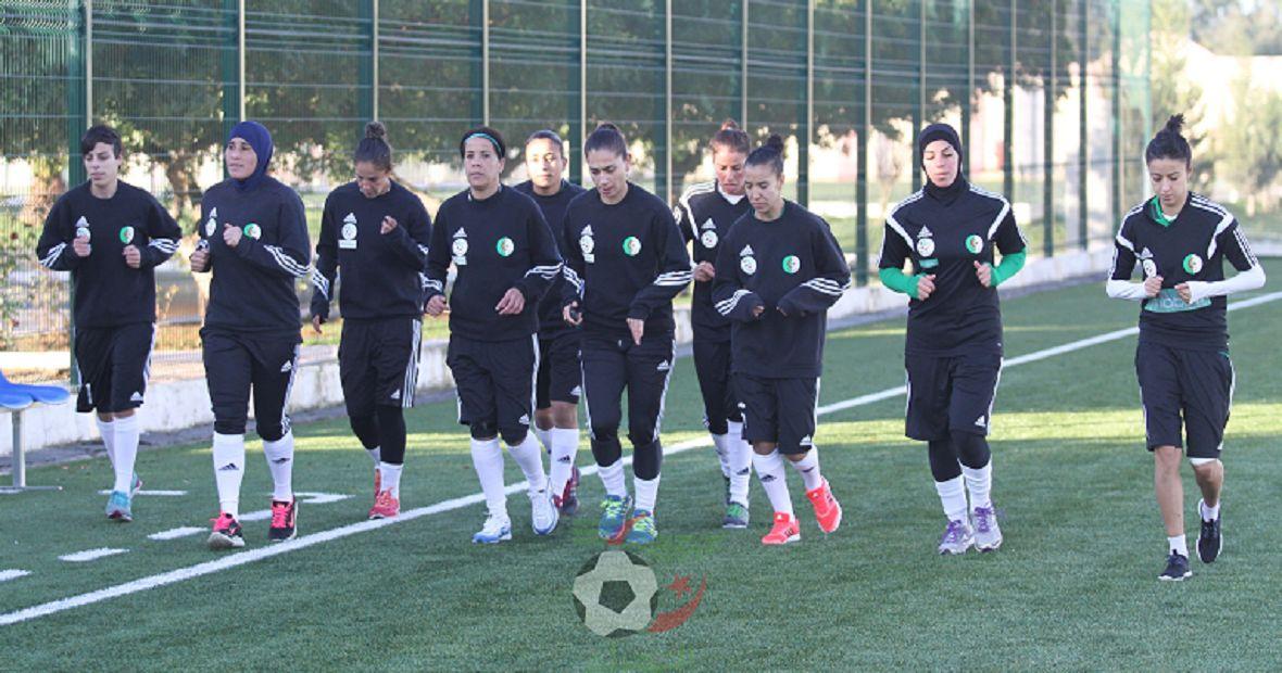 CAN-2018 (dames) : l'Algérie débutera contre le Ghana le 17