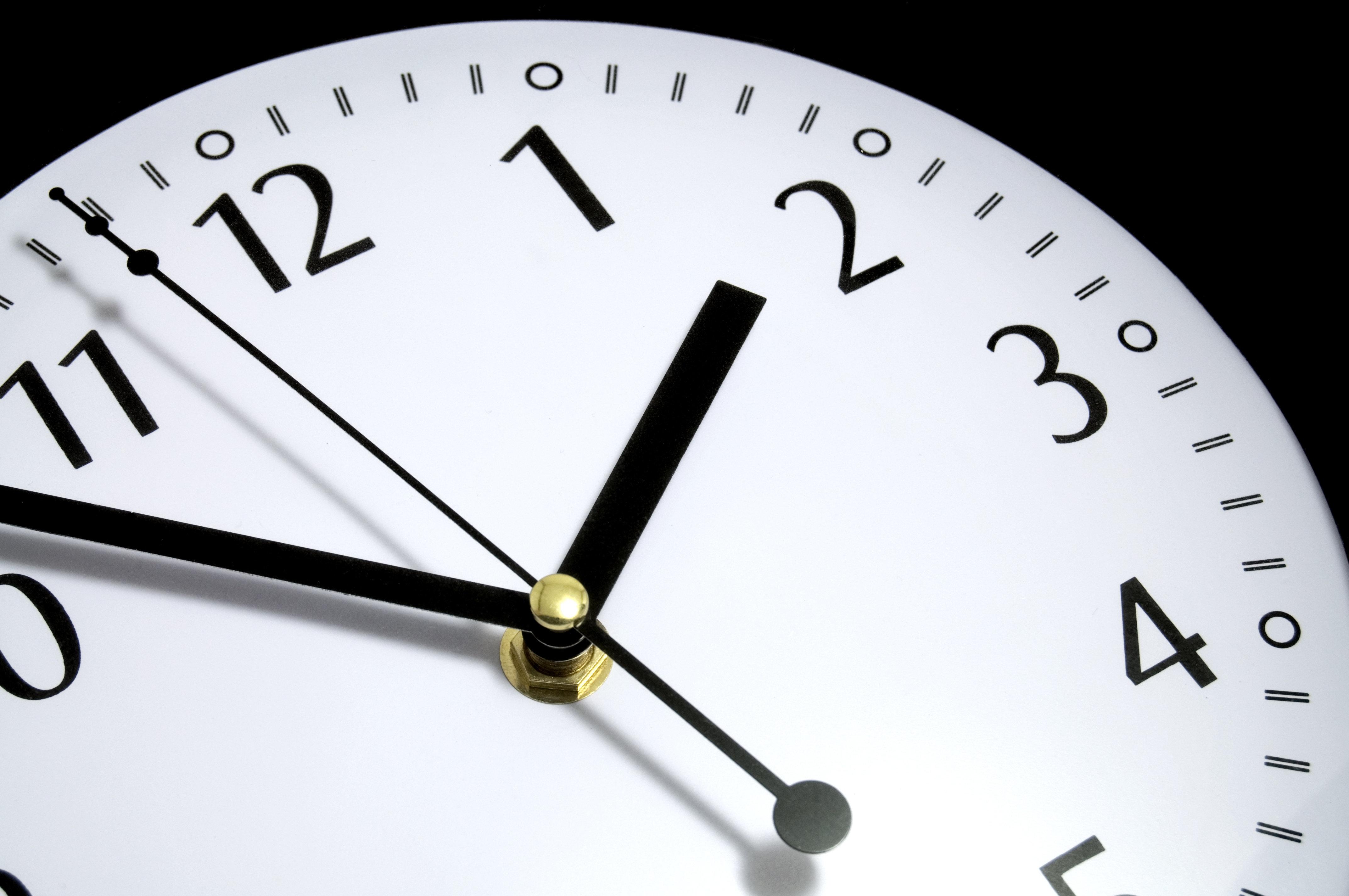 Dernier changement d'heure de l'année, le Maroc repasse à GMT ce dimanche 28